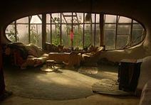 Un cabane à l'impact réduit et au design très sympa | Architecture et nature | Scoop.it