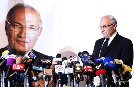 "Shafiq refuses ""fabricating contradictions"" between 1952 and 2011 revolutions 
