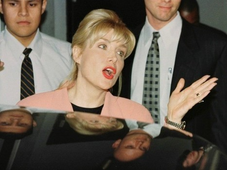 Gennifer Flowers: I Had Sex With Bill Clinton In Gov. Mansion | THE MEGAPHONE | Scoop.it