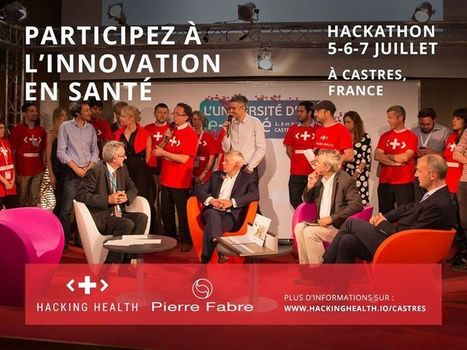 Hackathon Santé Pierre Fabre | Le Bassin de Castres-Mazamet | Scoop.it