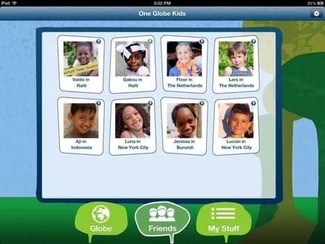 One Globe Kids – children's stories from around the world | Coding for Kids | Scoop.it