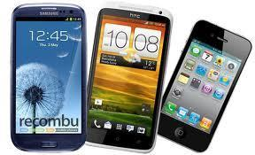 Video Review: Galaxy S3 vs iPhone 4S vs HTC One X | Samsung mobile | Scoop.it