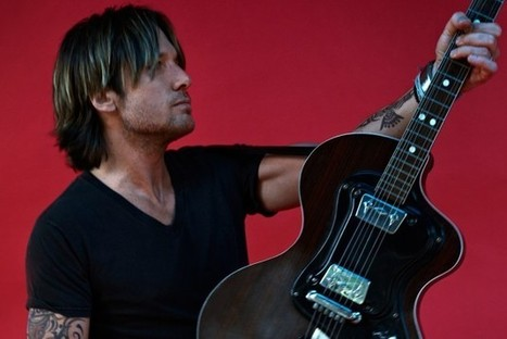 Keith Urban Scores 19th No.1 Single | Country Music Today | Scoop.it