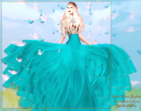 Fabfree designer of the day - 5/21/2014 - Lyrical B!zarre Templates   fashion numbleone   Scoop.it
