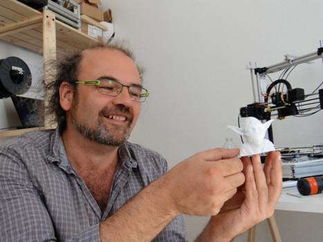 Brest Un collectif brestois veut ouvrir les Fab Labs aux PME | Labo Contenus Scienti transverse | Scoop.it