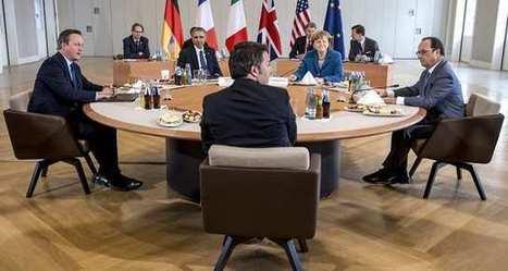 Obama et Merkel, deux «amis» seuls pour sauver l'accord de libre-échange UE-Etats-Unis | Club Amérique du Nord | Scoop.it