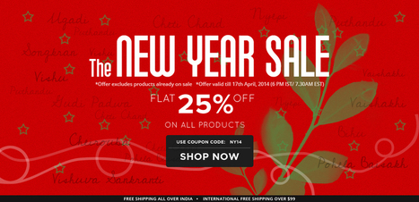 The New Year Sale | sareez | Scoop.it
