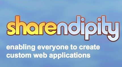 Sharendipity - Create Rich Internet Applications without writing a single line of code | Innovations in e-Learning | Scoop.it