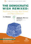 THE DEMOCRATIC WISH REMIXED: Tea Party, Occupy Wall Street, and Neo Liberalism | Recherche en Sciences Humaines et Sociales - Sorbonne Nouvelle | Scoop.it