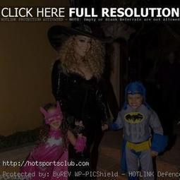 Mariah Carey celebrates Halloween with the kids and ex-husband | Hot celebrities news | Scoop.it