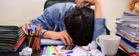 Managing Stress in the Workplace: 6 Questions for Managers | New Leadership | Scoop.it