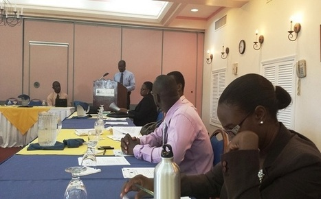 St. Kitts and Nevis launches Global Climate Change Project - SKNVibes.com | Energy in the Caribbean | Scoop.it