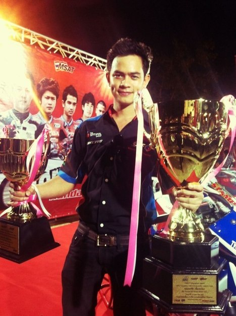 """The Bell"" - FMSCT Thailand SuperBikes 1000 Professional SB-1 Champion 