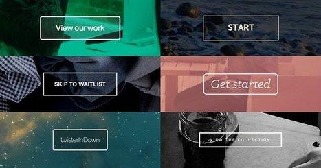 Web Designers, Are You Seeking or Setting A Trend? | elearning stuff | Scoop.it
