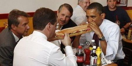 Les 70 photos les plus cools de Barack Obama   On dit quoi ?   Scoop.it