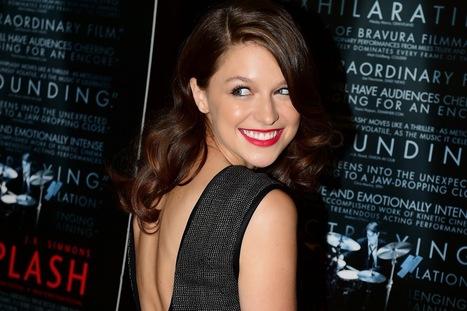 'Glee's' Melissa Benoist cast as 'Supergirl' with Ali Adler | Events | Scoop.it
