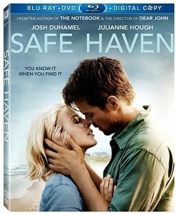 Monday Giveaway: Safe Haven DVD/Blu-ray Combo Pack | Traverse City Businesses | Scoop.it
