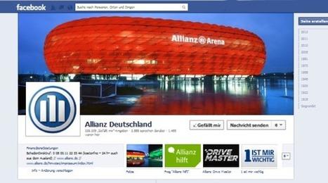 Lieber Blogs als Facebook: Wo sich Social Media für Versicherer lohnt - W&V - Werben & Verkaufen | Online-PR | Scoop.it