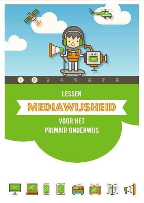 Lessen mediawijsheid voor het primair onderwijs - Cubiss - Wikiwijs Leermiddelenplein | Verzamelde lessen Mediawijsheid | Scoop.it