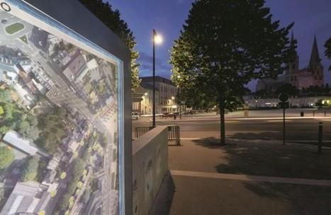 Le lampadaire chartrain expérimente la ville intelligente | La Ville , demain ? | Scoop.it