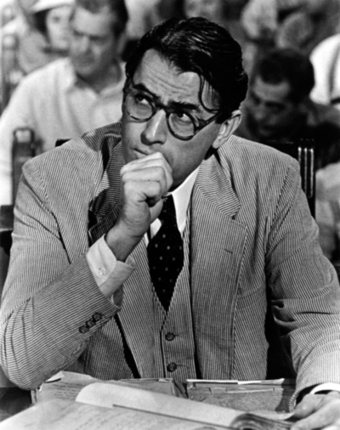 Lessons in Manliness from Atticus Finch | To Kill a Mockingbird | Scoop.it