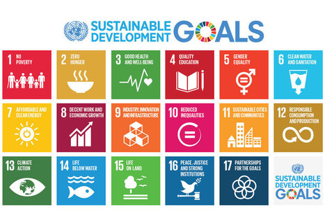 UN News - UN adopts new Global Goals, charting sustainable development for people and planet by 2030 | TODAYS HEALTH | Scoop.it