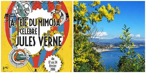 10 Interesting French Riviera Festivals in February + Giveaway! | Family friendly French Riviera | Scoop.it