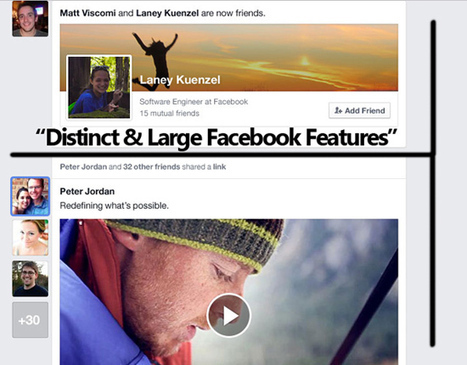 Is Facebook Giving Us A Better Looking News Feed? | Main Topics | Scoop.it