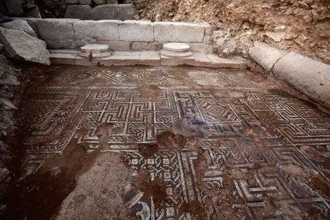 Descubren un mosaico de la provincia romana de Siria | Arqueología, Historia Antigua y Medieval - Archeology, Ancient and Medieval History byTerrae Antiqvae (Blogs) | Scoop.it
