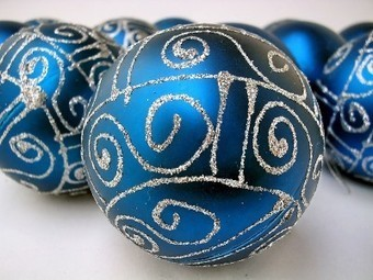 Christmas Crafts: Christmas Ball Ornaments | Holidays | Scoop.it
