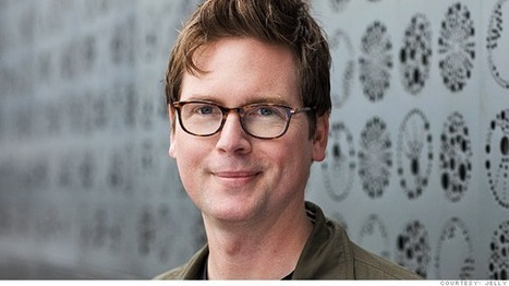Twitter Co-Founder Biz Stone Explains the Surprising Goal of His New Company, Jelly   TechCrunch   SocialMoMojo Web   Scoop.it