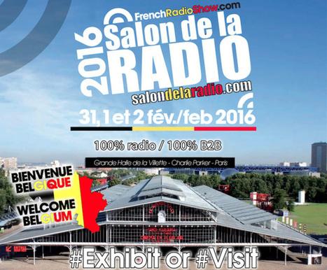 Formez-vous au Salon de la Radio 2016 #WebRadio #SocialRadio #MediaEcosysteme #Programmation | Radio 2.0 (En & Fr) | Scoop.it