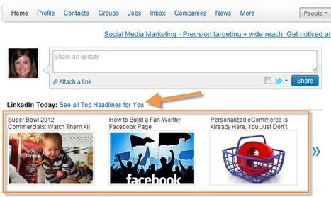 8 Ways Employees Can Improve Your Company's LinkedIn Presence | LinkedIn Marketing Strategy | Scoop.it