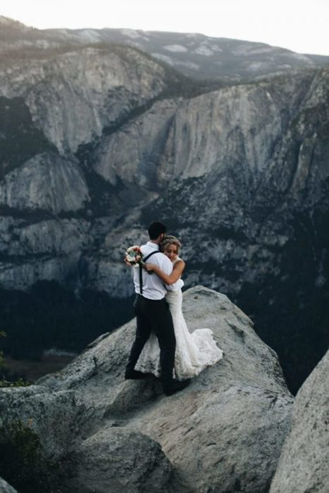 Whimsical DIY Wedding at Yosemite Bug Rustic Mountain Resort   Junebug Weddings   Authentic Yosemite   Scoop.it