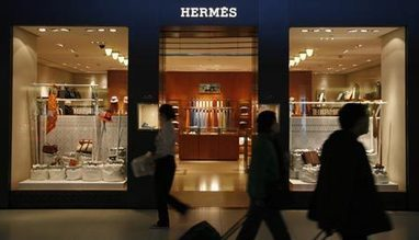 Hermes holds first sale in China as frugality drive bites|Companies|Business|WantChinaTimes.com | Luxury | Scoop.it