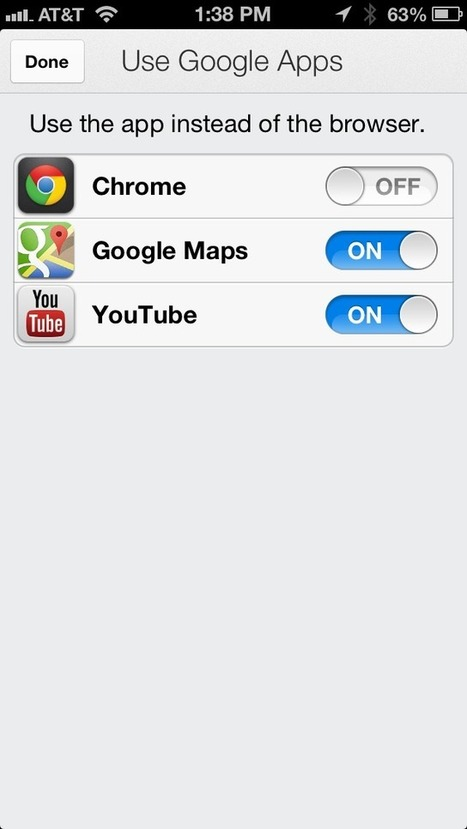 New Gmail for iOS keeps it all in the family - CNET | iApp Suggestion | Scoop.it