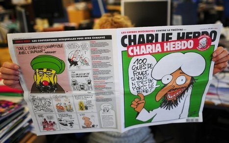 Charlie Hebdo Will Print Cartoon Muhammad In Next Issue | Daily Crew | Scoop.it