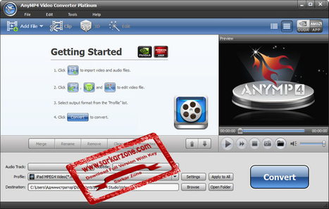 AnyMP4 Video Converter Platinum 6.1.56 Crack With Full Version Free Download - Sarkar Zone | www.sarkarzone.com | Scoop.it