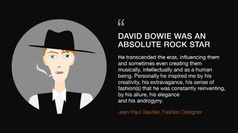 David Bowie is dead at 69 | EconMatters | Scoop.it