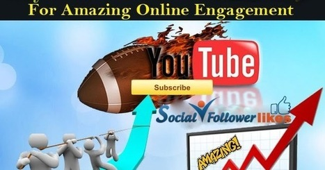 Social Follower Likes: Buy Youtube Subscribers Online to Reach Worldwide Audience | Social Media Marketing | Scoop.it