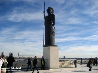 Arte en Madrid: la diosa Atenea en Madrid | EURICLEA | Scoop.it
