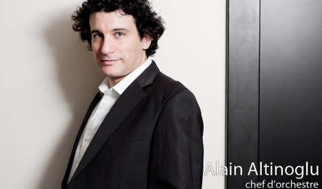 Social networks: the French conductor Alain Altinoglu gives us his viewpoint ! - | Digital Age in Cultural Organisations | Scoop.it