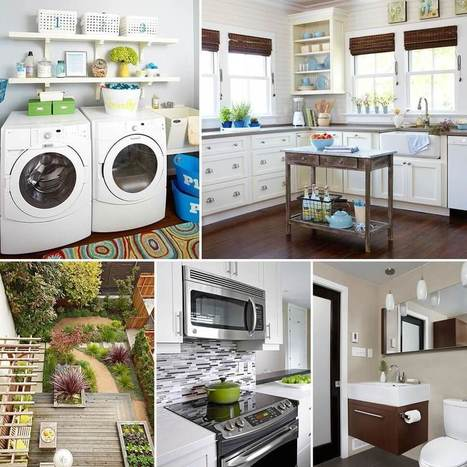 22 Small Remodels with a Big Impact | Amazing interior design | Scoop.it