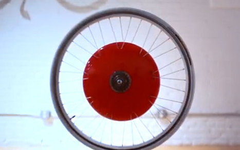 Reinventing the wheel: how MIT sees us all cycling into the future - Telegraph | FutureChronicles | Scoop.it