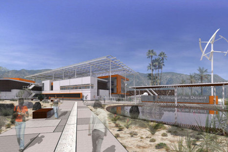 A Net-Zero Energy Campus in the Desert Creates Renewable Clean Energy | Flossing & Health | Scoop.it