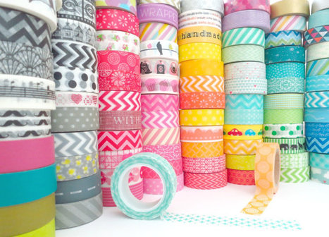 Where to Buy Washi Tape Wholesale Online | Washi Tape | Scoop.it