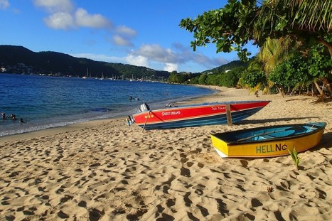Photo Of The Day: Listening to the Boats Along Lower Bay, Bequia | Bequia | Bequia - All the Best! | Scoop.it