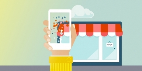 Le retail s'ouvre aux start-up   Mobile To Store   Scoop.it
