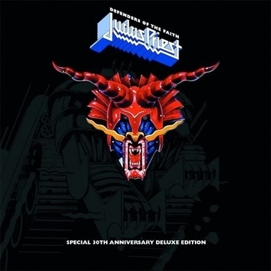 "Judas Priest ""Defenders Of The Faith"", 30 ans, 3 disques 
