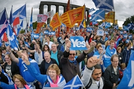 Wee Ginger Dug: This result must be our cue to break free and become independent | Politics Scotland | Scoop.it